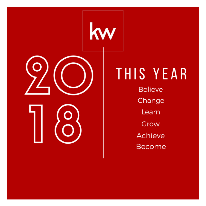 Image of KW Eden New Year's wishes