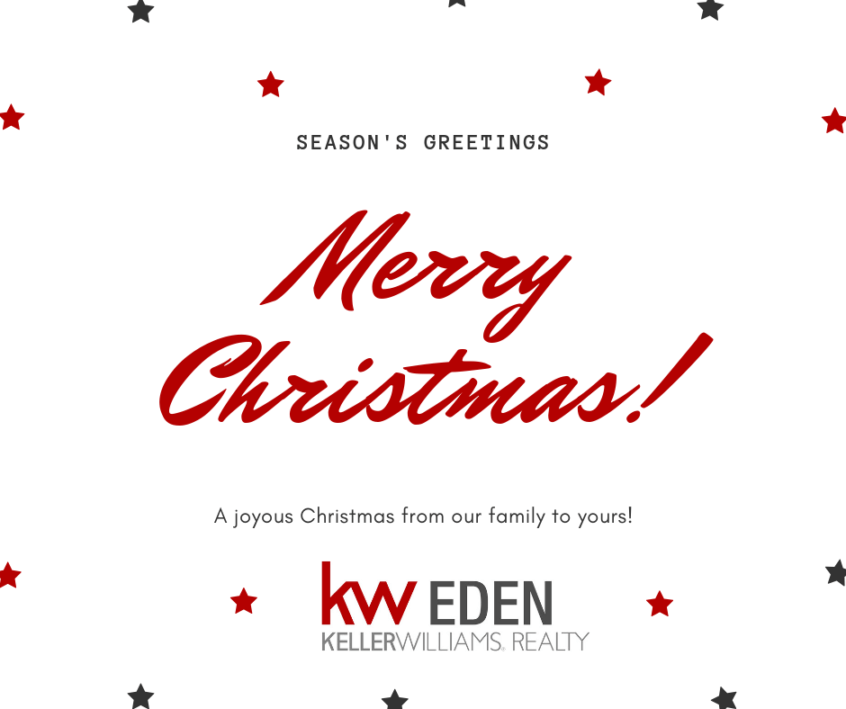 Image of Merry Christmas! KW Eden Garden Route (based in George)