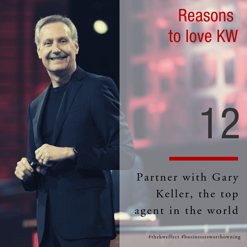Image - Partner with Gary Keller the top estate agent in the world